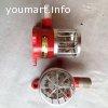 Датчик пожарной сигнализации ДПС-038