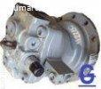 Гидромотор KawasakI M2X150CHB-19A-02  Мотор поворота Hitachi EX400 M2X150