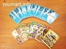 """Карточки для коллекции """"Супер гонки"""" и др. 110 шт."""