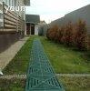 Модульная садовая плитка из пластика