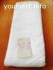 Ткань для сит из синтетических нитей артикул 76па-50 ГОСТ 4403-91 (полиамид, белый)